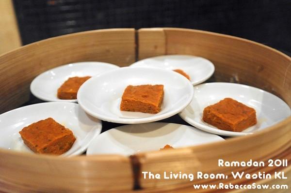 Ramadan 2011 - The Living Room, Westin KL-34