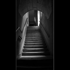 Immeuble Bordelais (escalier)