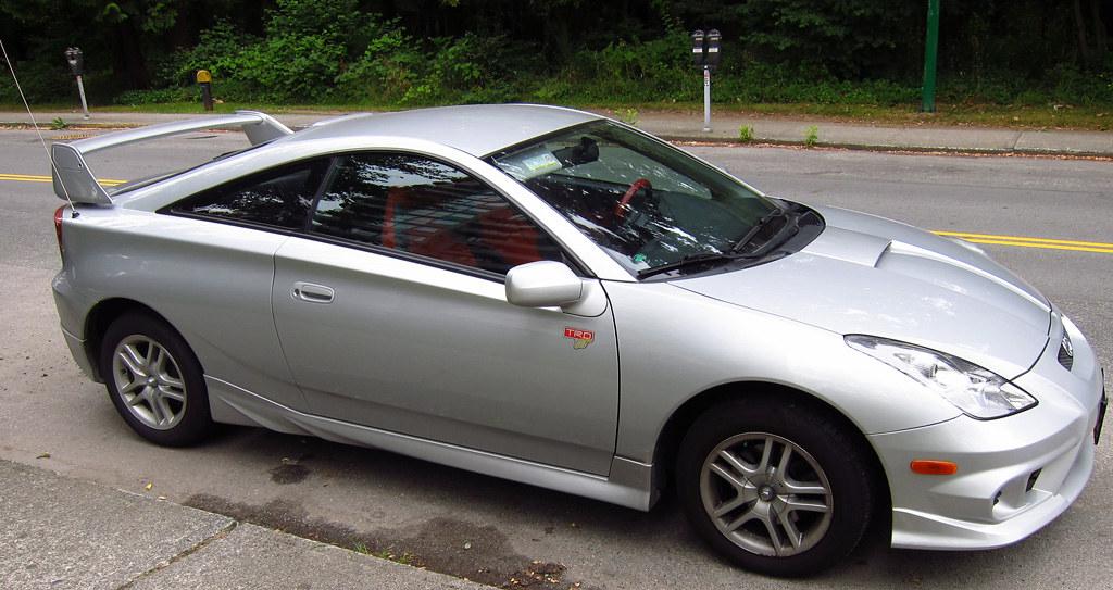 Toyota Celica TRD GT