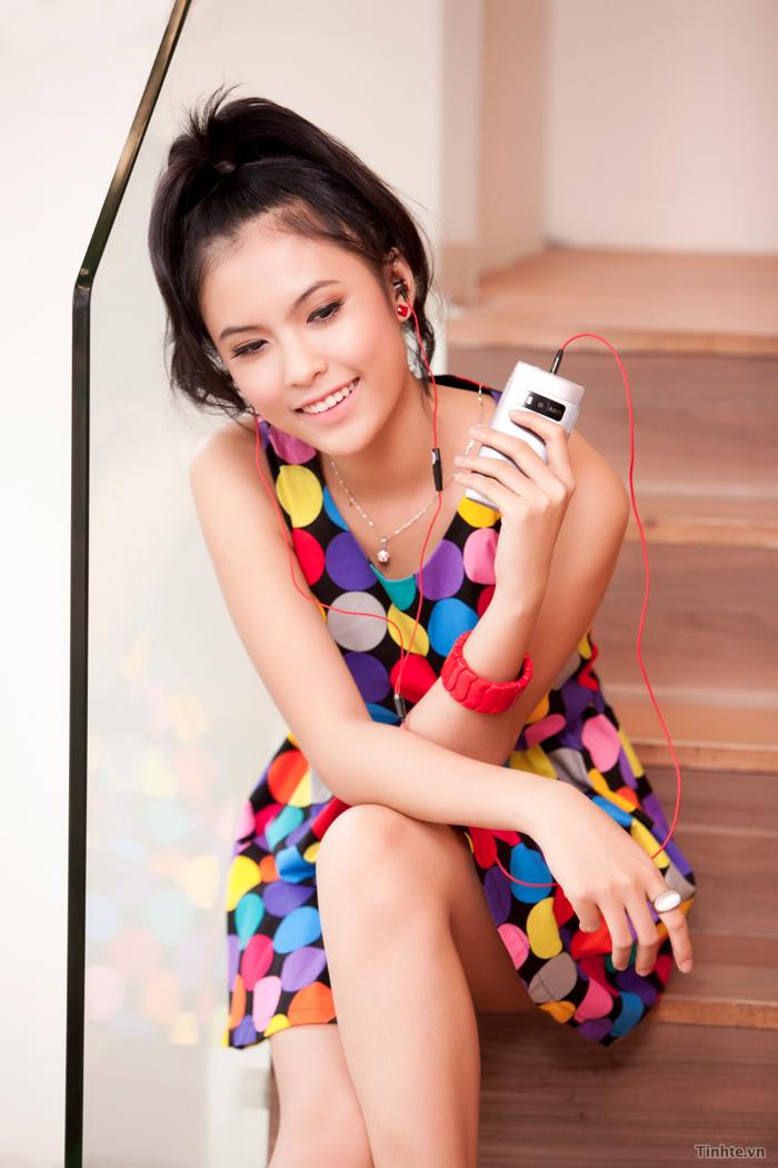 Kiều Khanh đến với Nokia X7