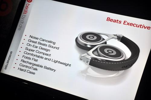 beat executive