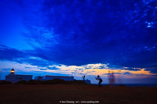 澎湖漁翁島燈塔