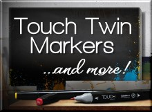 Touch Twin Marker Color Challenge