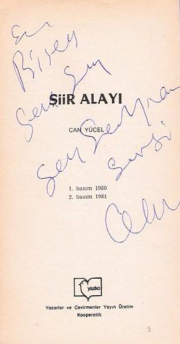 Can Yucel_Siir Alayi