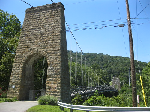 Pauley Bridge - Pikeville, Ky.