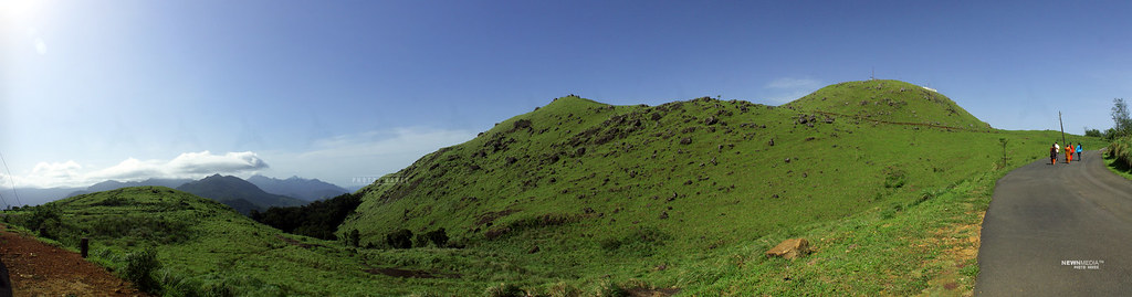 Ponmudi Hills - Photography by Haree for Nishchalam.