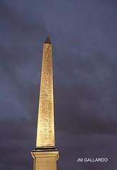 Paris - Egipto en la concordia (Polycarpio) Tags: poly gallardo polycarpio fotosdeparis jmgallardo fotosdefrancia juanmanuelgallardo polygallardo juanmgallardo