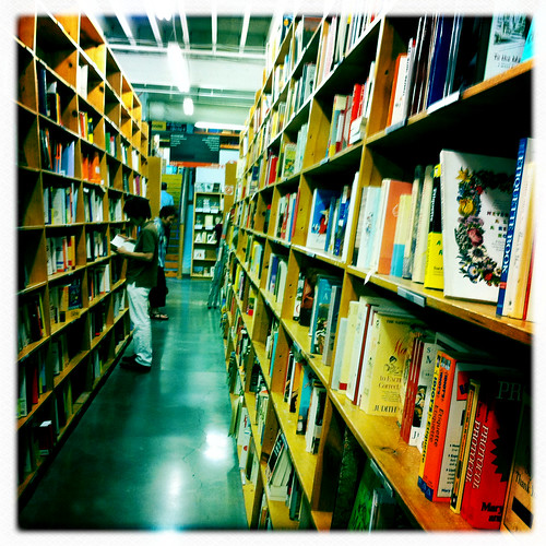 Powell's Books - Portland, OR