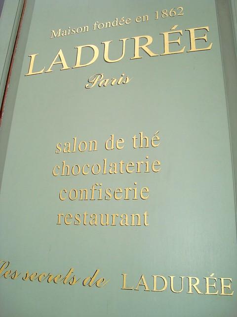 Ladurée - Rue Bonaparte