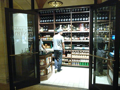 Beer Table Pantry