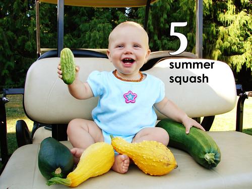 5 squash