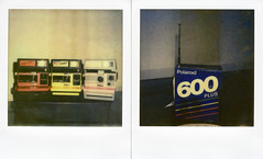 Polaroid 600's & 600 Plus AM/FM Radio (Nick Leonard) Tags: vegas music stilllife film analog radio polaroid sx70 scans diptych lasvegas nevada nick cameras tunes manualfocus amfm landcamera polaroidsx70 coolcam polaroidlandcamera instantfilm jobpro epson4490 flashbar firstflush colorshade nickleonard polaroidsx70model2 theimpossibleproject polaroidradio theimpossibleprojectfilm px680 polaroid600cameras px680ff constructioncamera polaroidamfmradio 600plusradio