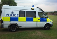 HERTS SPRINTER 2 (NW54 LONDON) Tags: riot 999 sprinter publicorder hertspolice hertfordshirepolice
