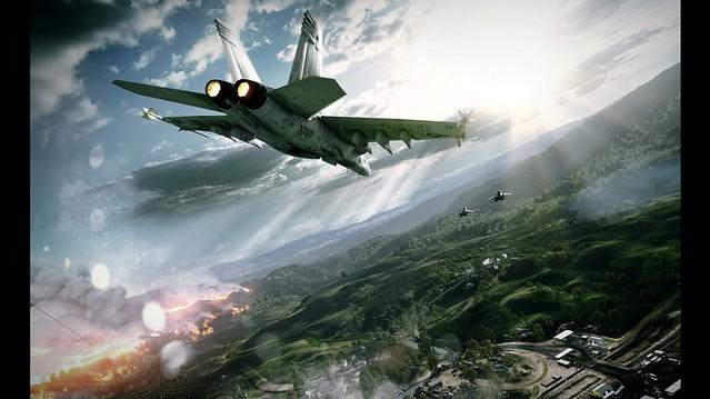 Battlefield 3 - Jets