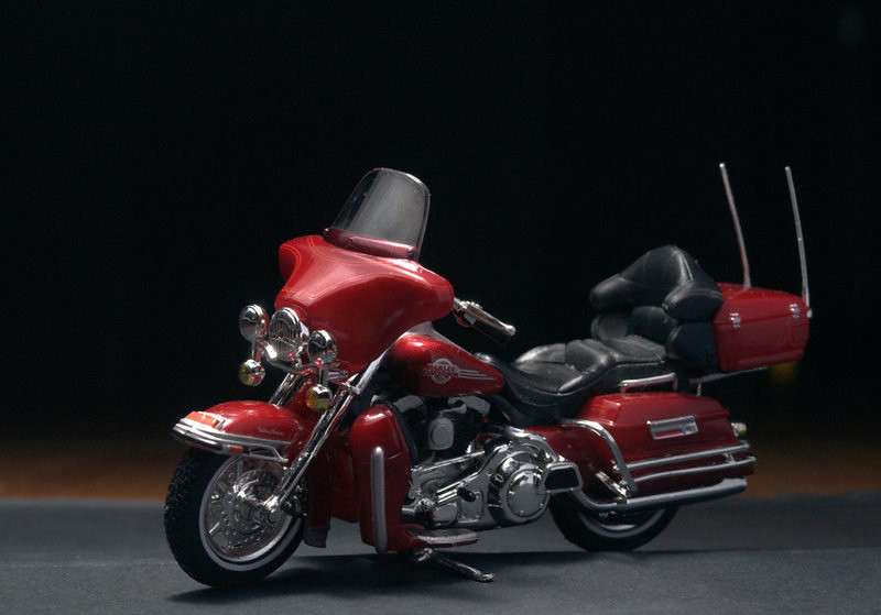 Electra Glide Classic - Harley