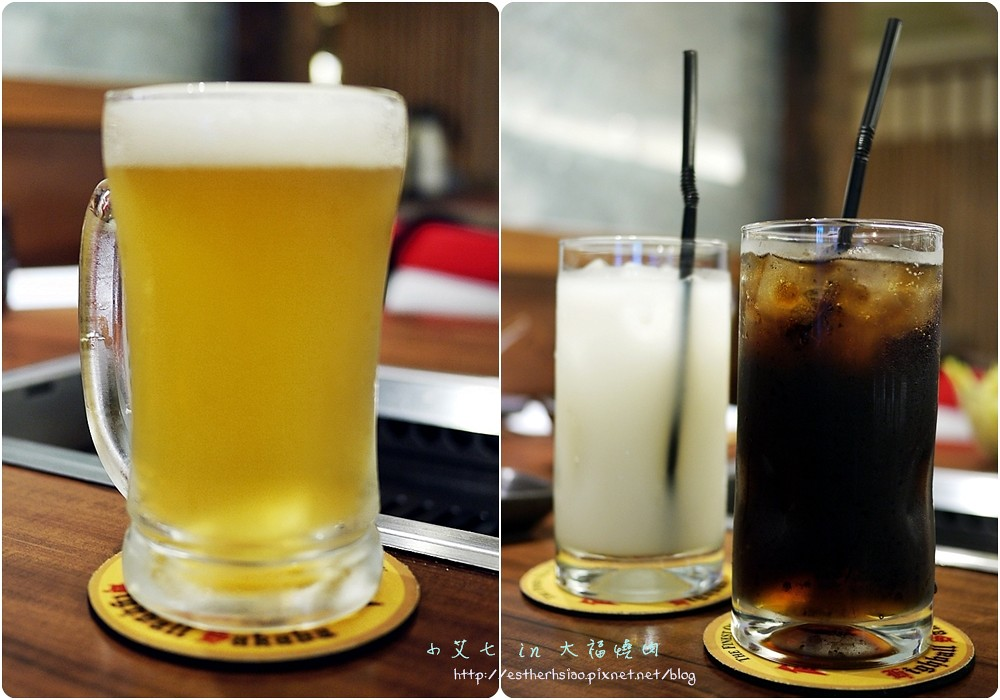 10 飲料們