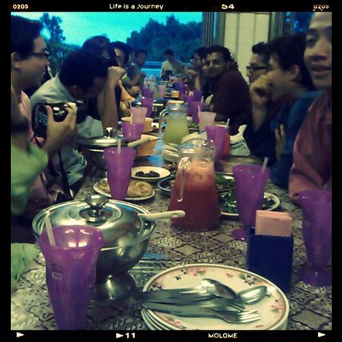 Iftar CJ7 Ramadhan 1432H