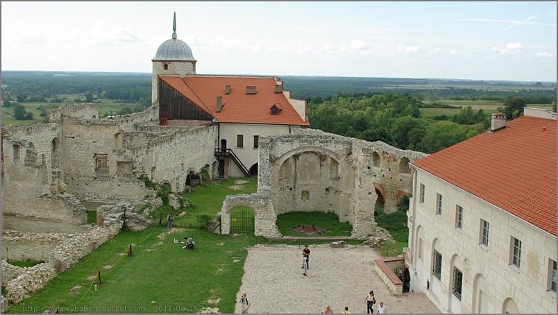 Zamek w Jnowcu