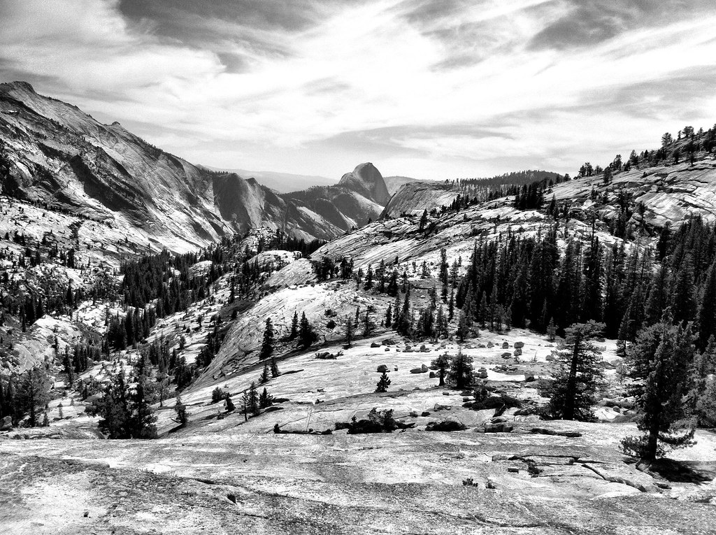 iPhone 4 image of Yosemite