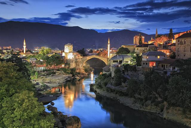 Diario de Viaje Dia 5 - Croacia: Isla de Mljet y Ston, Bosnia: Mostar (18/18)