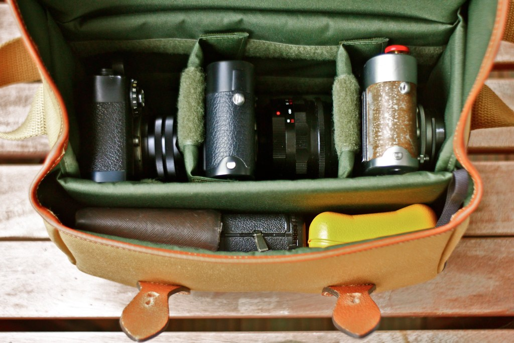 My Ultimate 35mm Camera Bag