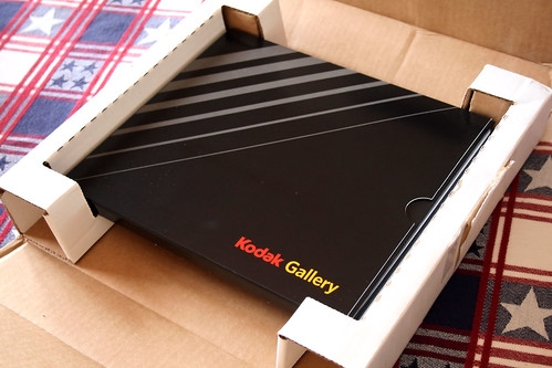 Kodak Gallery Photobook.