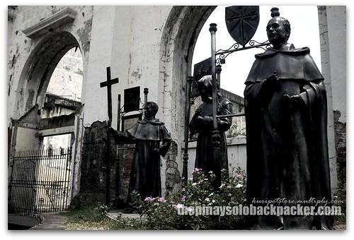San Ignacio church ruins photo