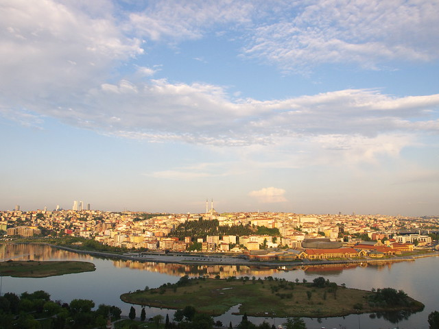 Eyup Merkez的景觀--正常版