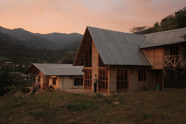 Ecolodge in Montero