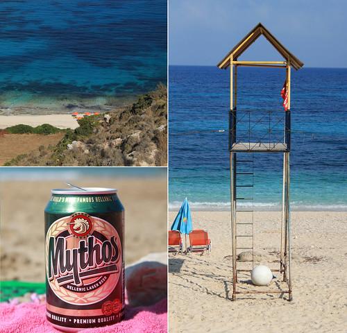 beach, drink & relax