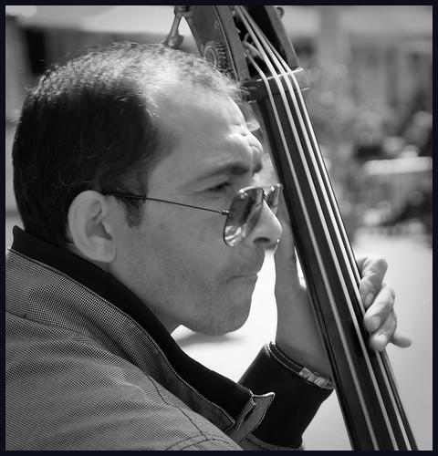 bassist by hans van egdom