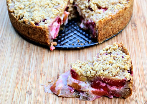 Hazelnut Plum Crumb Tart and Nuts Online Review - Opera Singer in the ...