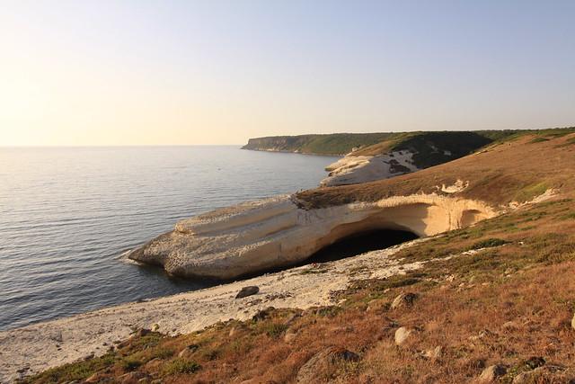Coast near Santa Caterina di Pittinuri. Western Sardinia.