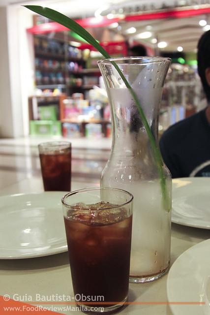 Classic Cuisine Pandan Iced Tea