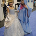 D23 Expo 2011 - Cinderella and her Fairy Godmother