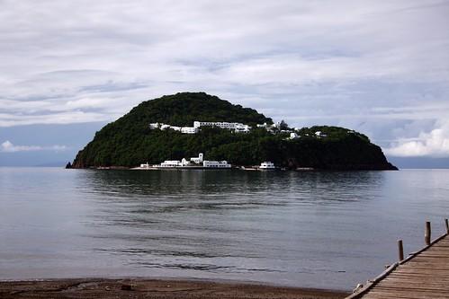 Bellarocca from the port