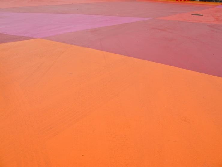 Superkilen floor