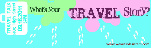 Travel Talk September 18