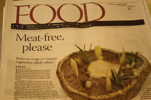 Journal Sentinel Food section 8-24-11