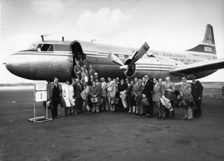 FIN_Finnair_inauguration_flight_1954