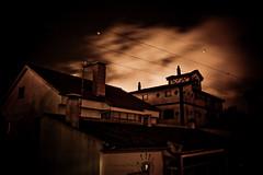 Into the night (Valdemar Traa Photography) Tags: urban sepia landscape paisagem noite urbanlandscape paisagemurbana darktone flickraward