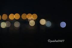 Bokeh landscape (pietro0487) Tags: italy night canon bokeh sicily sicilia paesaggio notturno 550d
