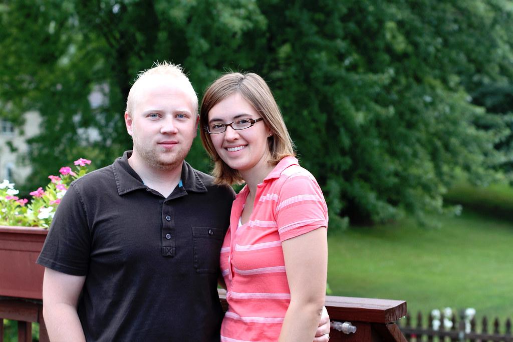 Patrick and Sara