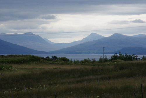 View on the Isle of Skye by susanvg