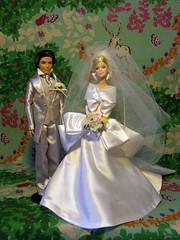 (Atelierdupli) Tags: wedding doll dress barbie   bridal                welcomedoll