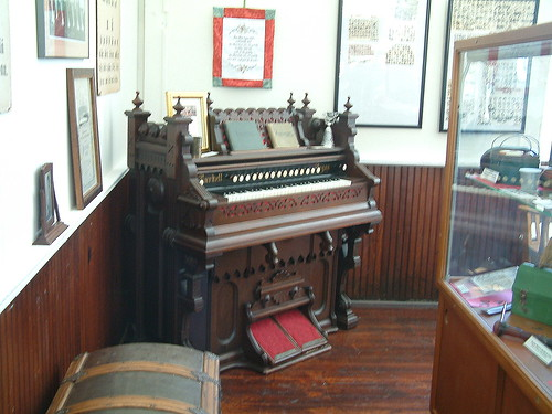 Lutheran Heritage Center and Museum, Altenburg, Missouri 29