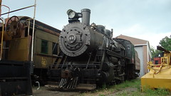 60 (ollie.shortridge) Tags: new railroad black river western jersey alco ringoes