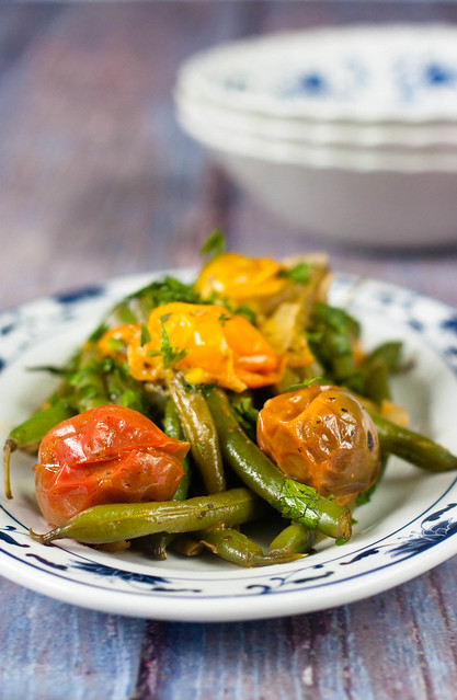 Sauteed Green Beans (1 of 1)