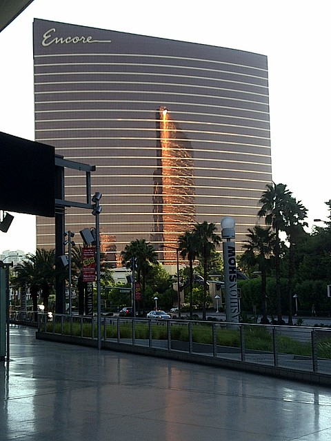 Wynn reflected on Encore