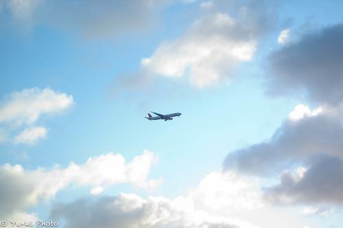 Sky+Airplane
